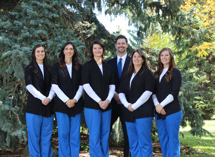 The Murphy OMS Team in Fort Collins